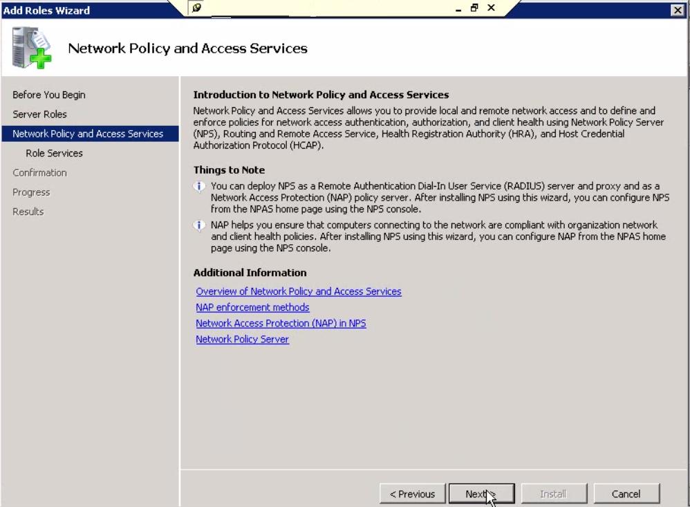 Setting up a Windows Server 2008 R2 as a Router – GUNNALAG