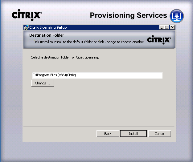 Installing and Configuring Citrix Provisioning Services 5 6