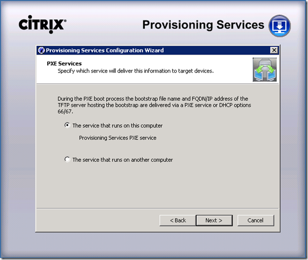 Installing and Configuring Citrix Provisioning Services 5 6 SP1