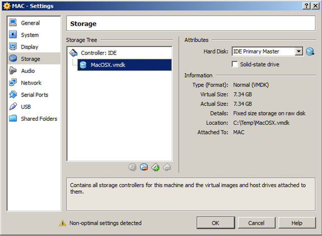 Converting USB drive into VMDK (Virtual Hard disk) to attach