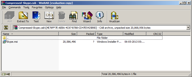 MakeCab: Compressing large folders into single .CAB file for less ...